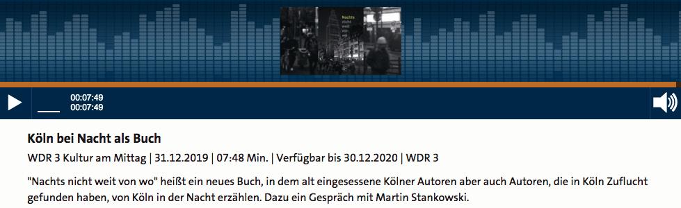 Screenshot WDR3