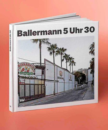 Cover des Buches Ballermann5Uhr30